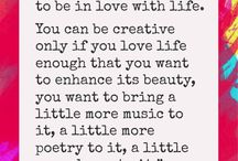 Living Creatively