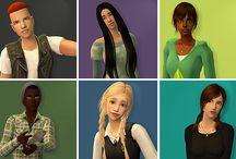 Sims 2- sims