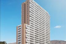 Altus Edificio Urbano / Altus, es el proyecto que esperabas para el centro de Iquique. Un edificio pensado para quienes disfrutan  y aman la ciudad.  Con modelos de departamentos que se adaptan a las necesidades de los jóvenes profesionales y de quienes están comenzando a hacer familia. ¡Vive el centro como nunca antes!