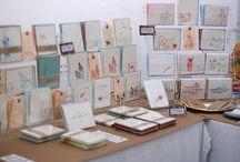 Craft Sale Display Ideas