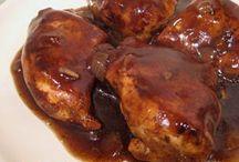 Food: Chicken / by Barb Sloan Bonfiglio