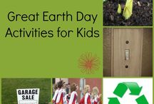 Earth Day / by Sarah Lewis
