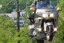 Honda Goldwing forever! / Amica di avventure e sinonimo di libertà!