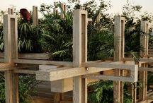 arquitectura madera estructura