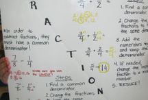 Fractions / by Tracy Carrico