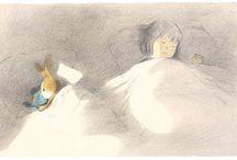 Illustrations / Children books
