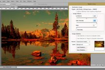 Photoshop Tutorial / Tutorial about Photoshop