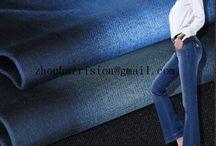 denim fabrics / supply fabric