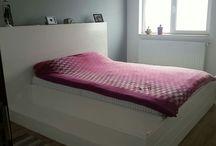Pat dormitor