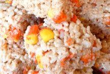 candy corn recipe