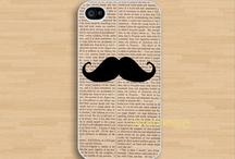 Mustaches' / by Katie Mueller