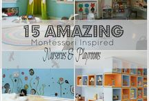 Bedrooms/playrooms for kids