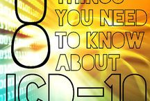 ICD10 / by donna young