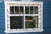 metal window guard