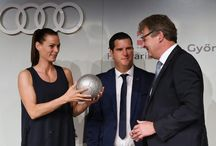 Györi Audi ETO KC