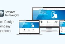 Web Design Company Aberdeen-