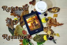 Returned and Reunited (WolfMoon book 1)