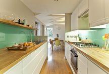 Kitchen / Galley cupboard