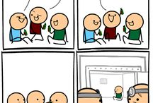 Cyanide is Happiness :D