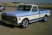 69 Chevy Project