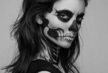 Halloween / Fête des morts / Halloween / Fête des morts