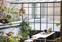 Haven/terrassen/altanen