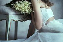 Bruidsshoot poses