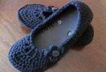 Barefoot / Různé nápady, střihy a návody na homemade barefoot boty