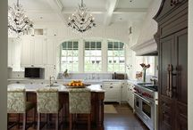 Kitchens / by Andrea Gibson
