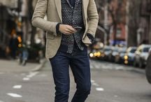 Men's outfits / Classic Looks