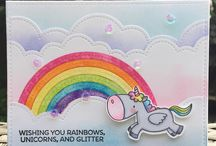 cards unicorns