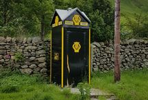 AA Sentry Boxes in the UK
