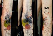 Tatuointi / Parhaat ja ainutlaatuisimmat ideat tatuointiin.