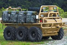 Prepper Vehicles
