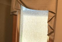 Valance & Topper Ideas for Windows
