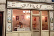 französischer Bäcker