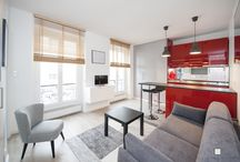 The Majestic Place / Appartement Studio - Rouge et Noir