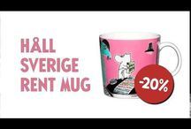 Moomin 70 campaign / We're celebrating the Moomin's 70th anniversary with new surprises every day in November!   Visit bit.ly/moomin70 to see one new discounted item every day!