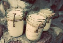 My addiction! Candles / by Dana Limberger