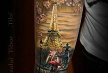Realistic tattoos / When a tattoo comes to life... Standing ovation for this artists