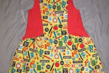 Kids clothing and toys