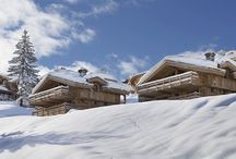France Ski Chalets / Chalet style accommodation in France's top ski resorts !