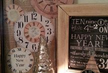 Happy New Year / Here you will find new year decor, activities, & fashion  / by Creative Carmella