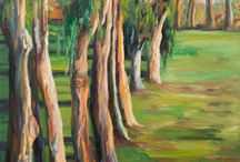 Paintings Tetrachromats