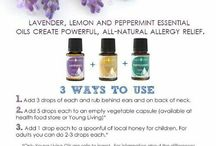 Young Living Essential Oils / by L-Ann Imaging