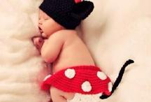 Babystrickbekleidung