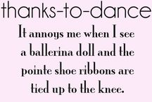 Just ballet things