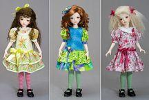 dolls / by Gail Neinast