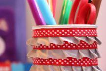 Back to School Crafts / Back to School Crafts for Girls and Boys. DIY Craft Ideas, Preschool Crafts, Kids Crafts, Easy Kids Crafts.