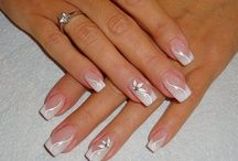 Nail for bride